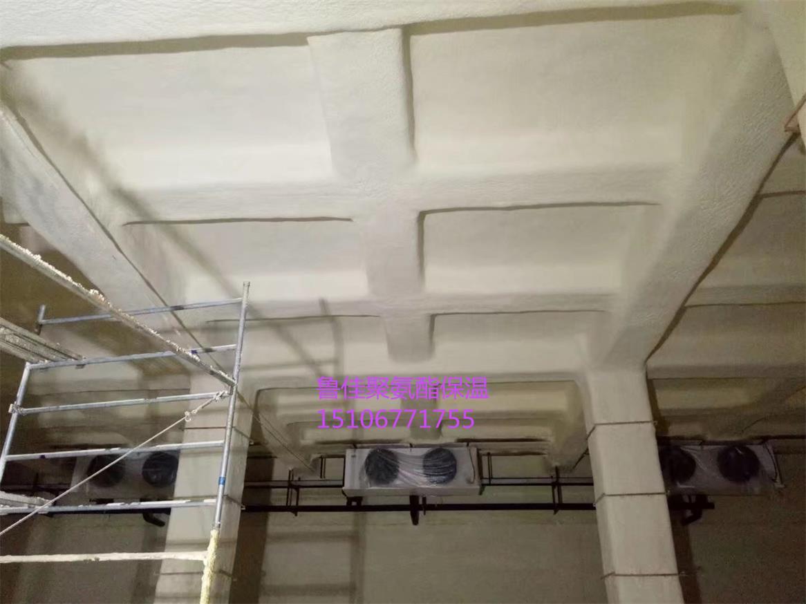 冷库保温材料喷涂对墙面的要求