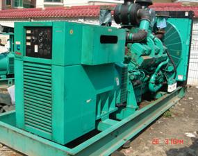 东莞高价回收旧发电机二手发电机回收站
