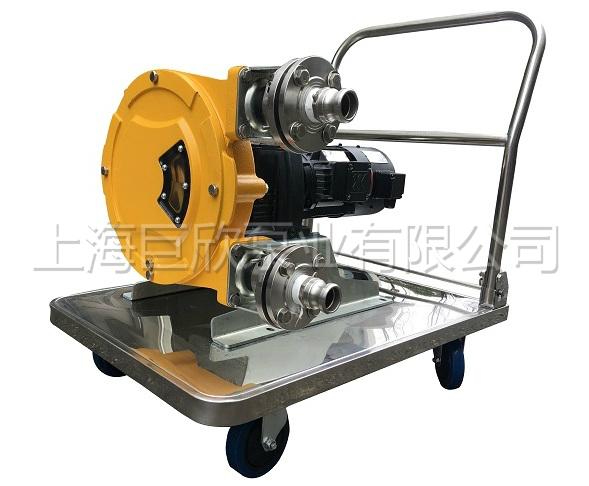 软管泵-PCM软管泵-湿喷机专用泵-无泄漏软管泵