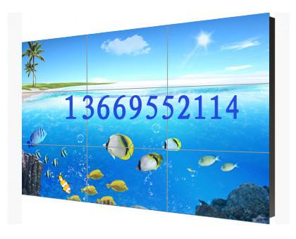 三星55寸液晶拼接屏出租_拼接缝隙≤1.8mm的拼接屏生产厂家