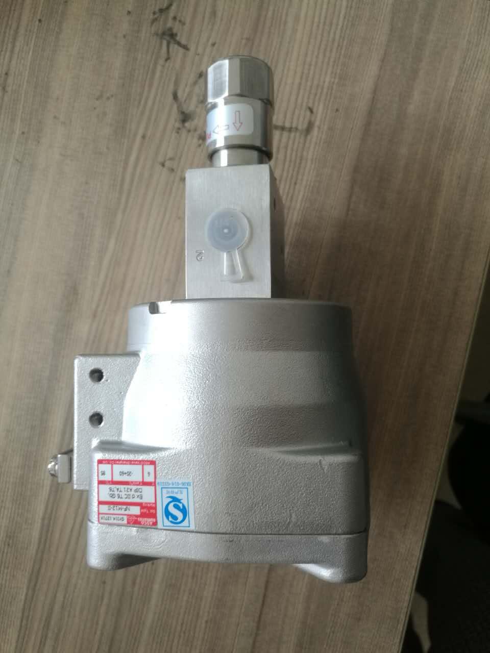 现货销售ASCO防爆电磁阀 WSNF8327B112重点型号