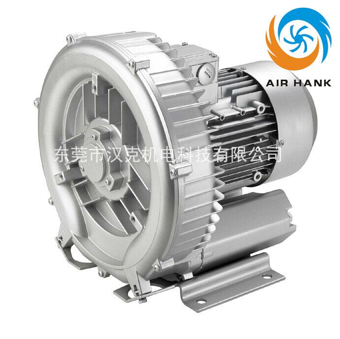 廠家批發超靜音高壓鼓風機 漢克大流量高壓鼓風機