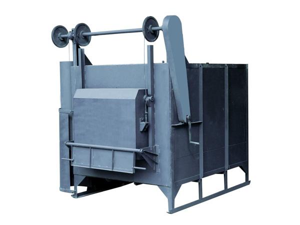 高温井式淬火退火电阻炉 真空热处理设备工业电炉