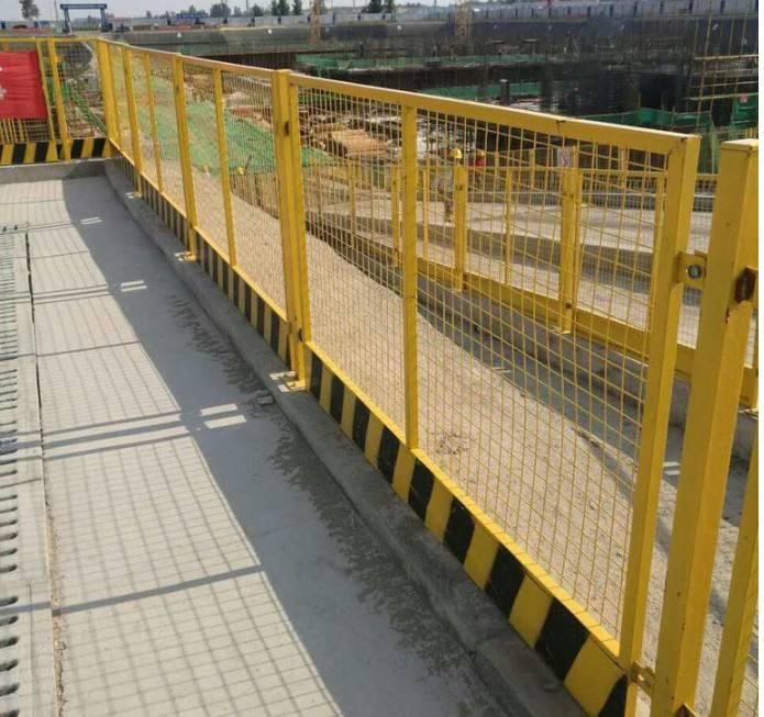 建筑基坑防护围栏