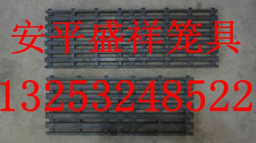恩平市盛祥兔笼塑料底板代替竹底板使用减少损伤