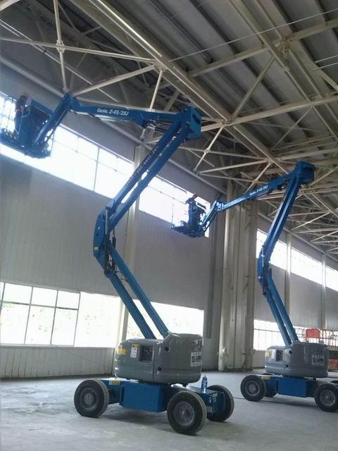 美国吉尼Genie高空作业平台维修 升降平台维修配件 曲臂、直臂平