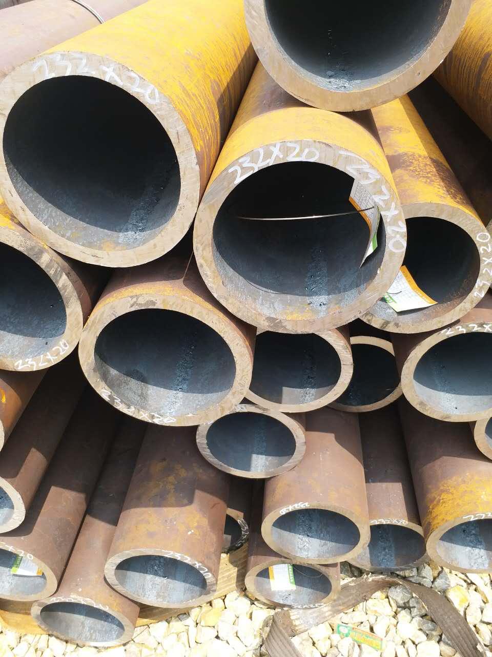 焦作20号精密钢管厂家