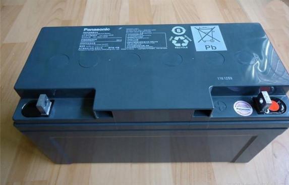 沈阳松下阀控式铅酸免维护蓄电池LC-P1265 12V65AH