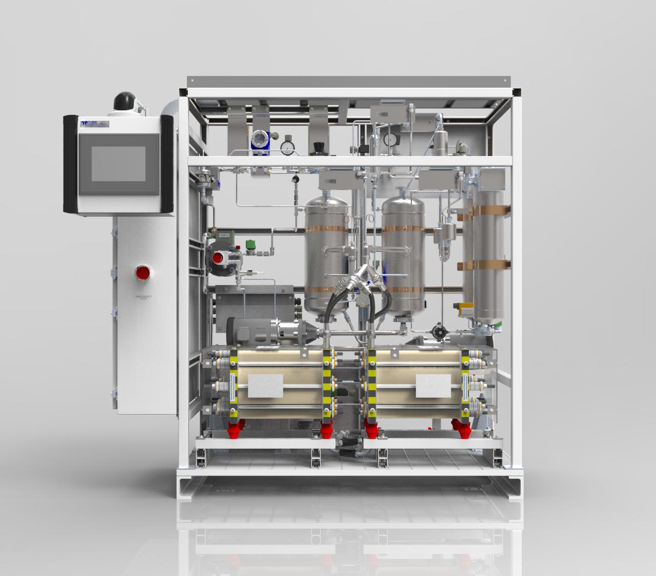 TITAN™ HMXT 系列水电解制氢系统