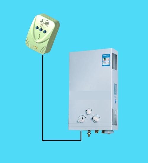 家用燃气热水器联动燃气报警器厨卫专用