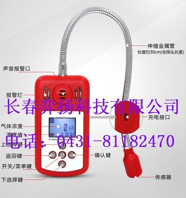 手持式可燃气体报警仪BM815B