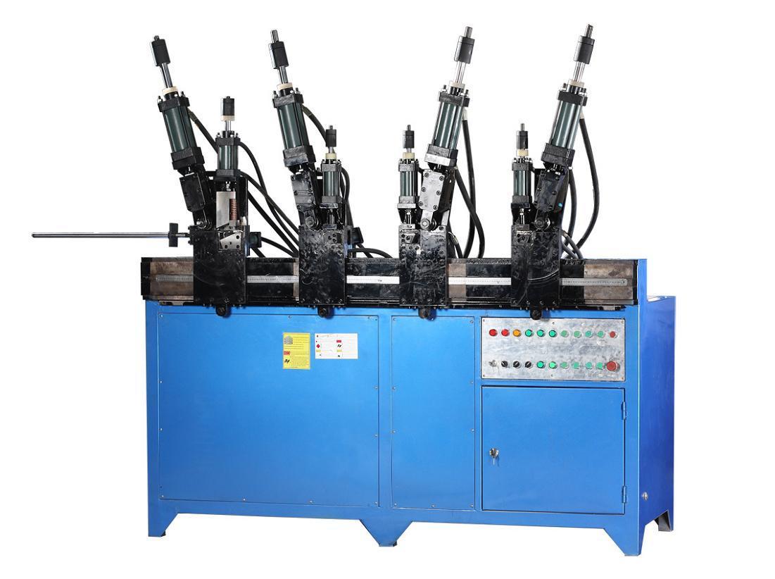 惠州WBM系列液压铁线自动弯框机