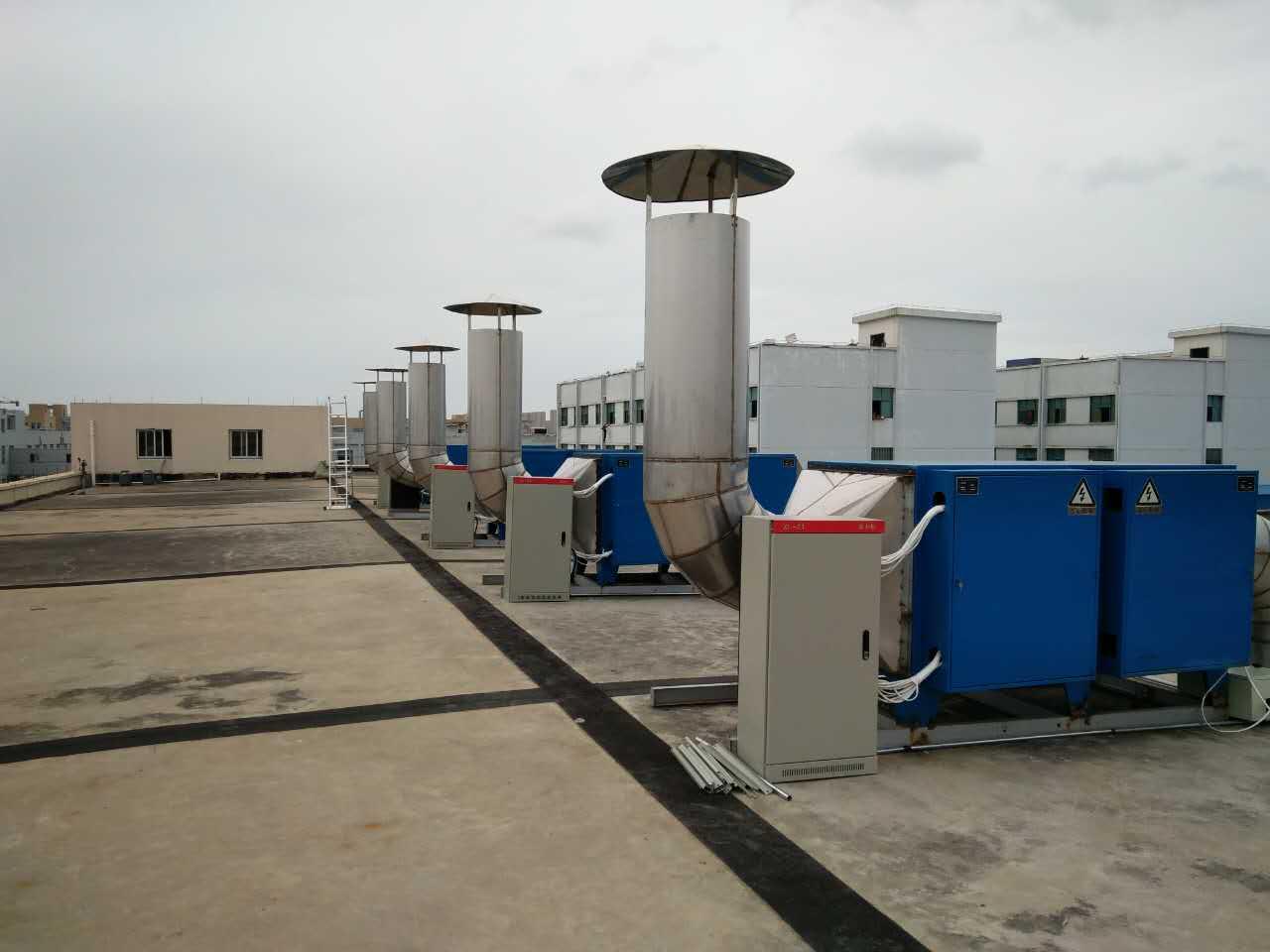滁州喷漆房废气处理空气净化设备生产厂家