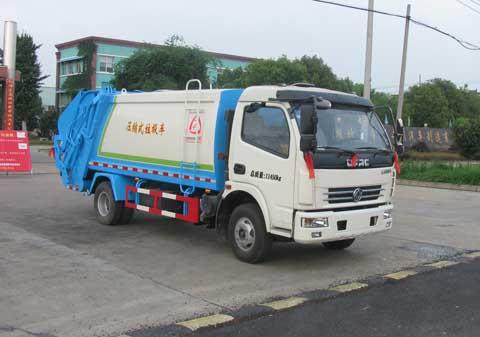 安顺市优质5吨8方压缩垃圾车