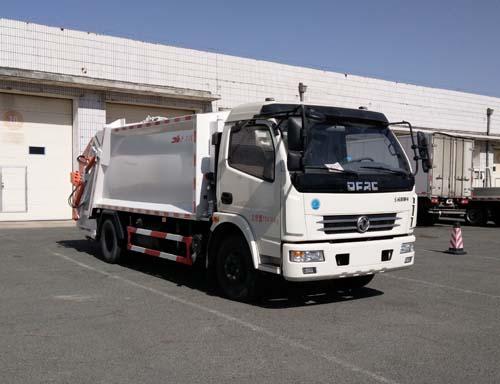 铜仁市5吨压缩式垃圾车