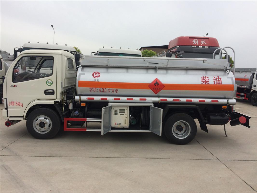 广东省广州市国五油罐车生产厂家