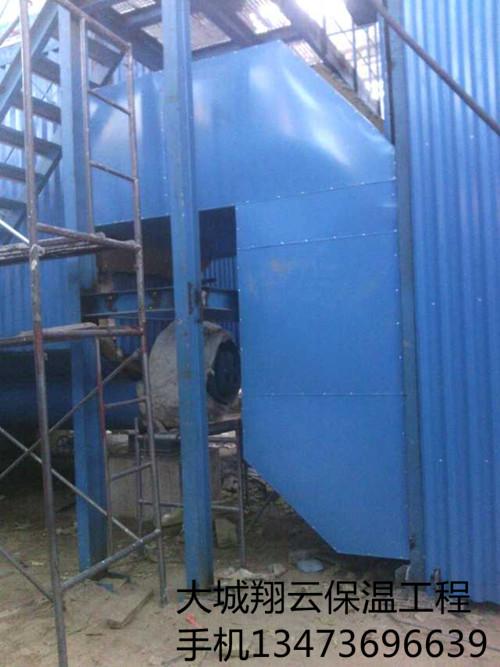 重庆通风管道保温保温工程找中越保温施工队