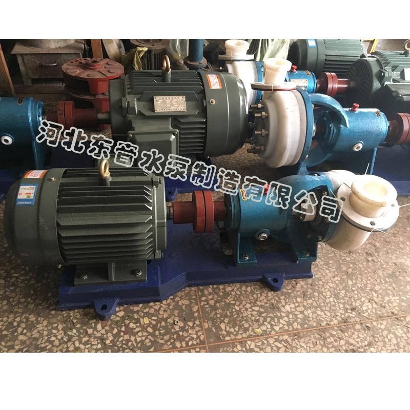 河北东音泵业 现货特卖 80FSB-50L 氟塑料泵阀
