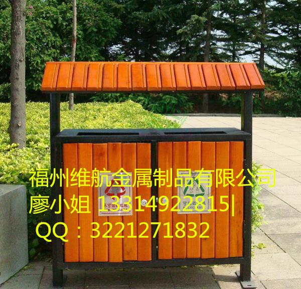 厂家直销罗源小区垃圾桶 漳州东山钢制垃圾桶厂家 果皮箱 可定制
