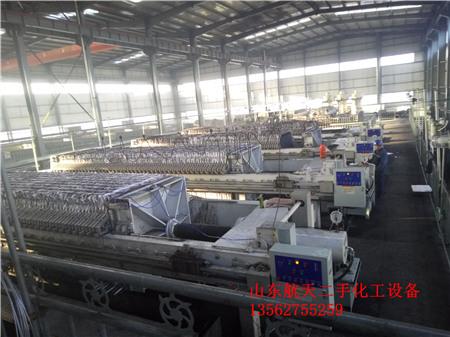 桂林市二手100平方板框压滤机板框式压滤机