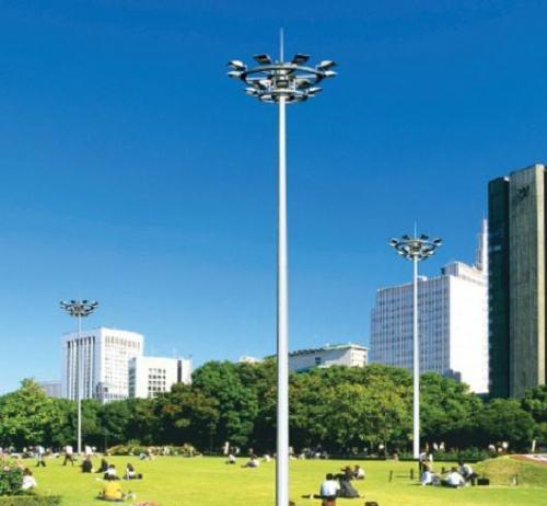 河南高杆灯厂家郑州光华灯具供应28米150W高杆灯