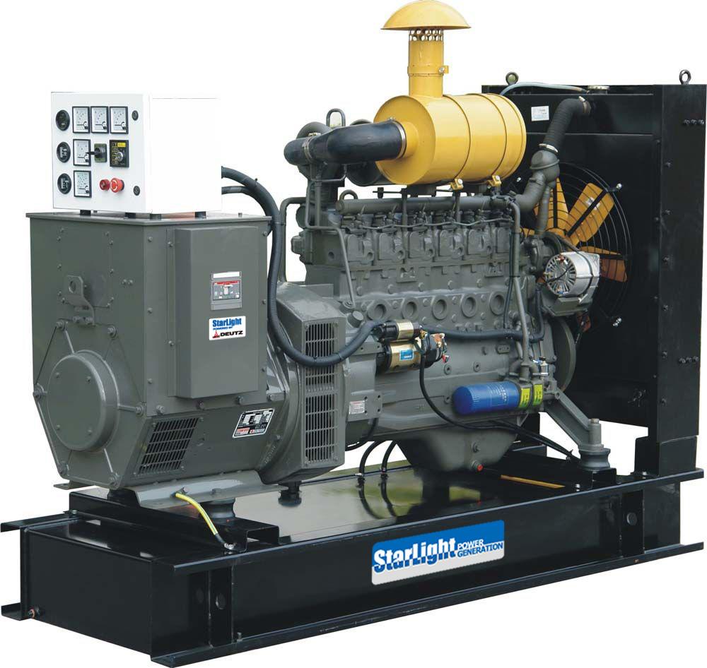 青龙藏族自治县出售星光柴油发电机道依茨引进德国KHD公司技术合资生产的柴油发电机