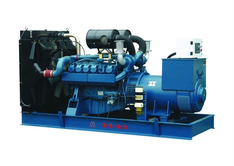 要选就选星光柴油发电机斗山D1146品质优良 产品性能佳
