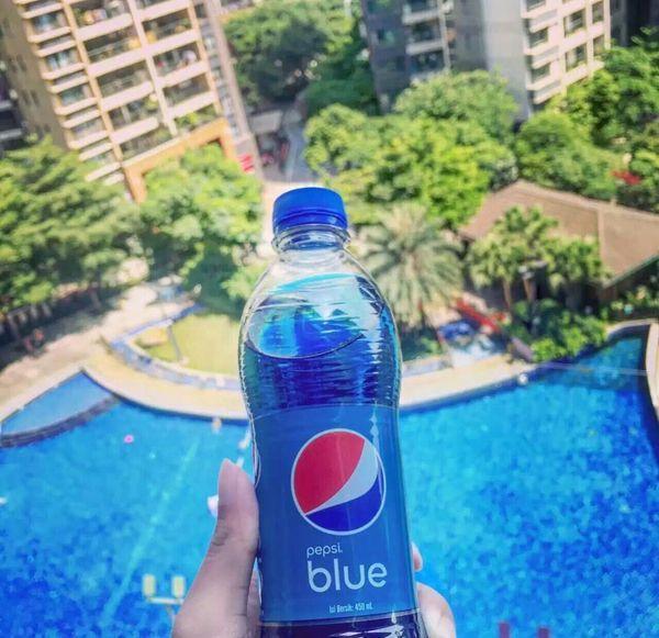 巴厘岛蓝色可乐进口