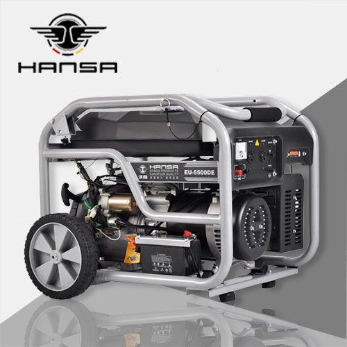 小型3KW汽油发电机