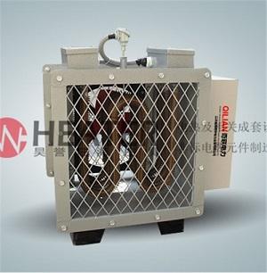 上海庄海电器优质散热片式 防爆 【风道加热器】支持非标定做