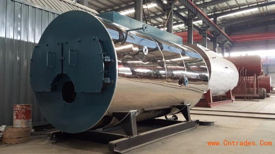 山西长治市6吨蒸汽锅炉