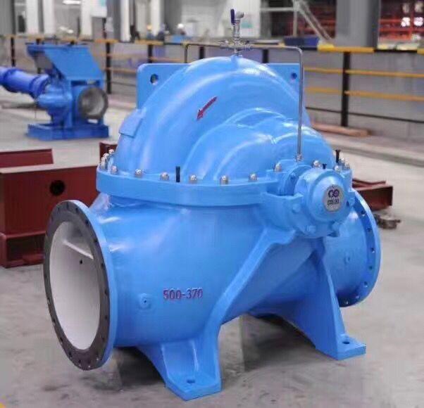 强盛厂家直销 20SH-9A型 卧式双吸泵
