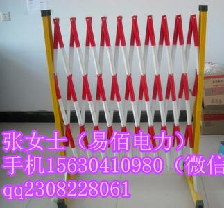 电厂绝缘围栏厂家供应红白相间片式绝缘围栏 黑黄相间管式绝缘围栏国标