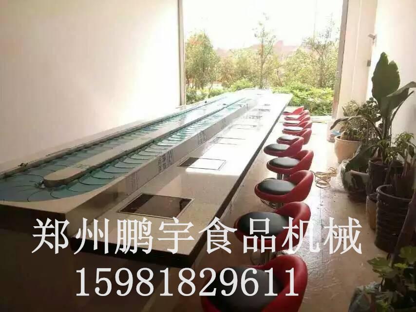 辉县市旋转火锅设备哪有卖