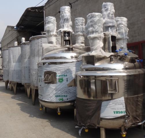 配料罐厂家直供-发酵配料罐联系电话-整体不锈钢配料罐