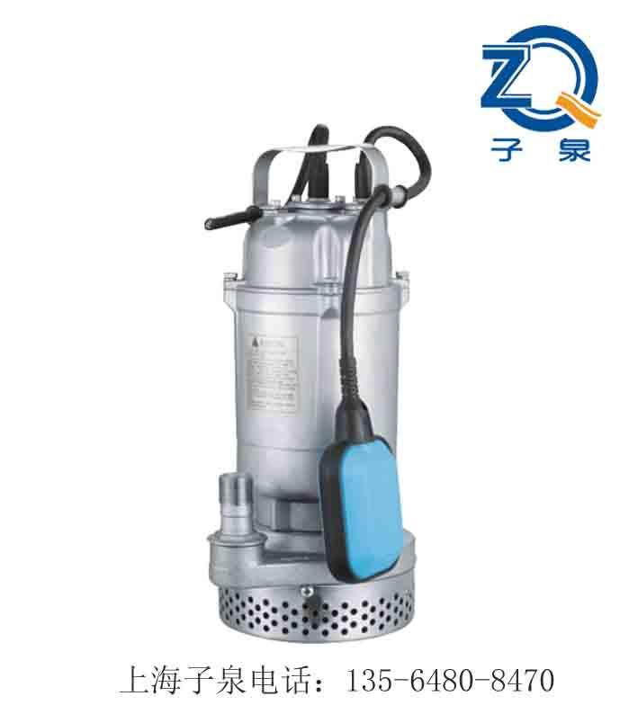 不锈钢潜水泵QDX3-25-0.75厂家批发 304材质