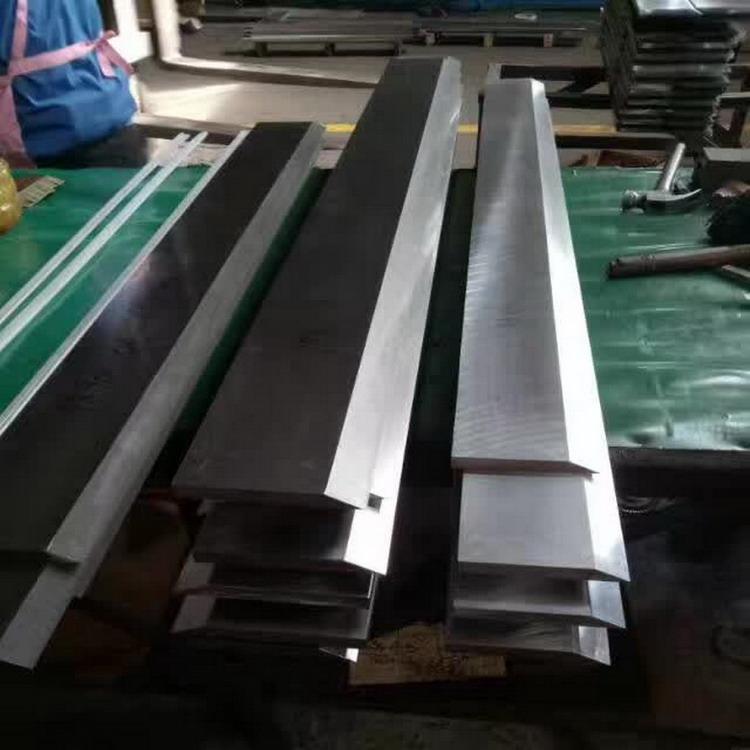 切纸机刀片厂家现货供应 1100×127×12.7对开切纸机刀片