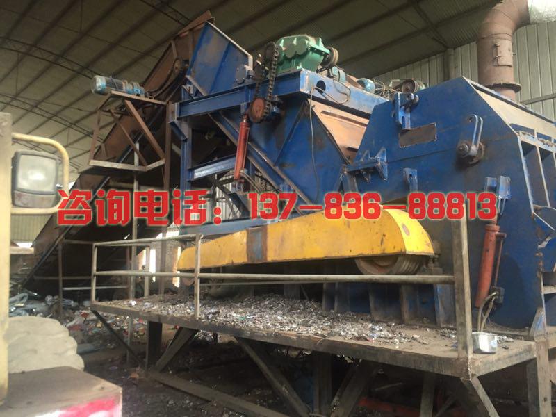 杭州大中小型花盒破碎机设备 一套多少钱