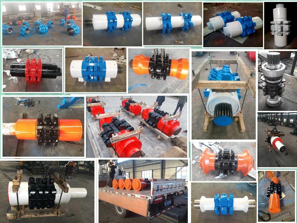 西北奔牛115S0102鏈輪、115S0102鏈輪軸組價格說明書