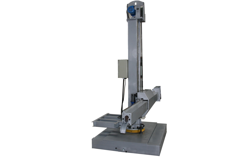 南京群信WHM-2020型十字焊接操作机、上海苏州自动焊接十字臂