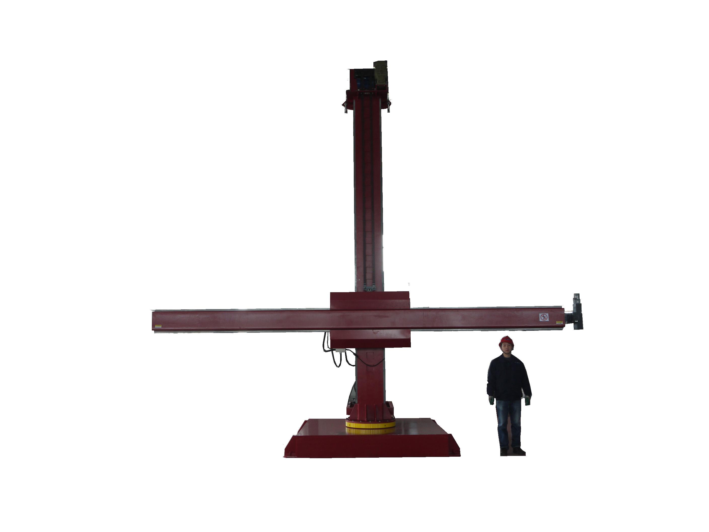 南京群信WHM-5050十字埋弧焊操作机、淮安宿迁十字焊接手臂