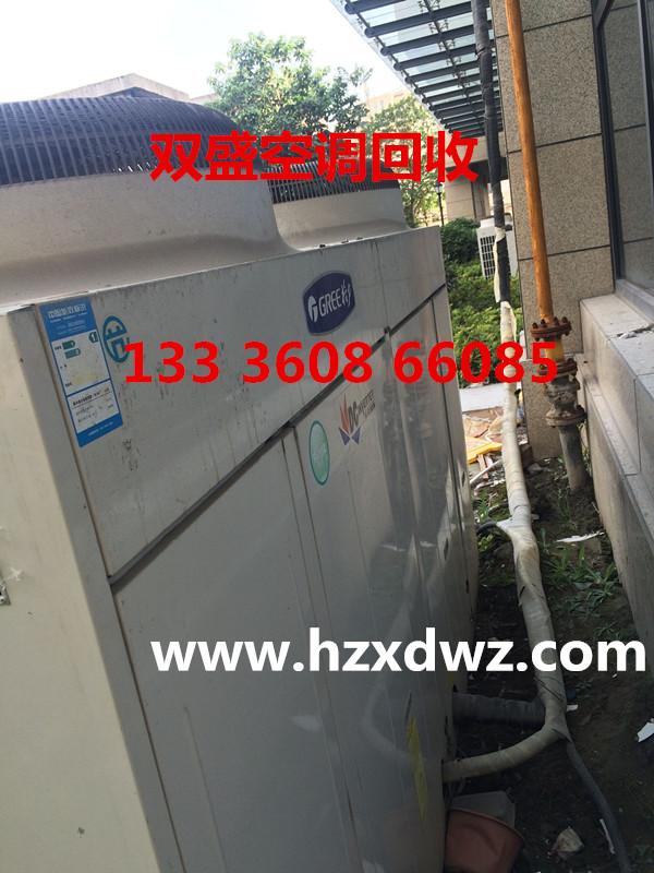 水机中央空调回收浙江