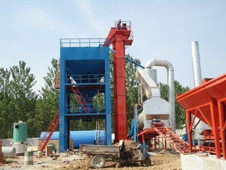 宁夏回族自治区固原LB4000型沥青混凝土搅拌站价格