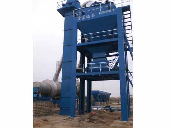 山东LB4000型沥青混凝土搅拌站 小型环保型沥青搅拌站价格