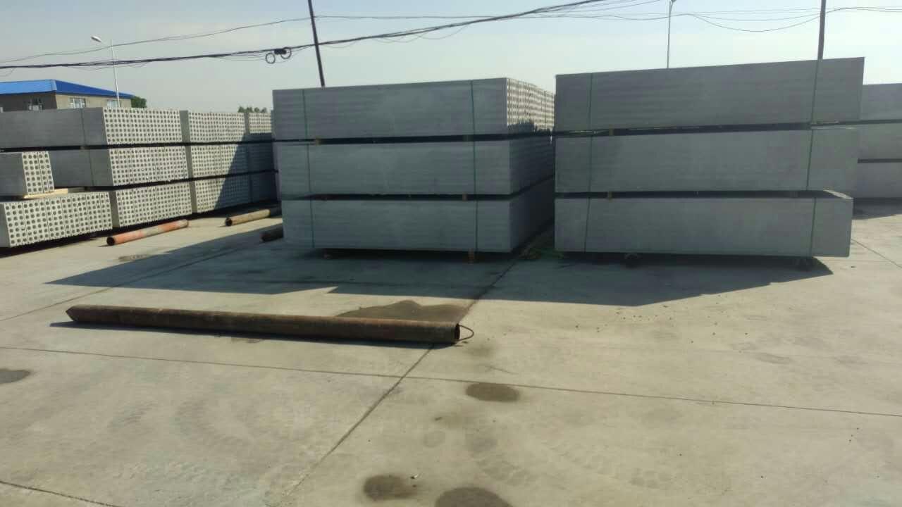 黑龙江省大兴安岭地区水泥轻质隔墙板品牌
