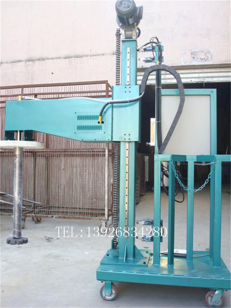 東莞金力泰廠家生產訂制移動式鋁液除氣機 鋁水除氫設備