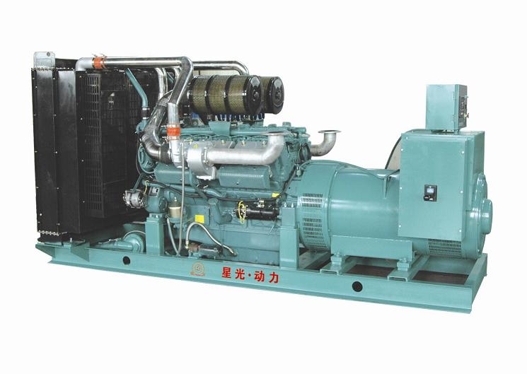 国产优质品牌里卡多发电机组,送货上门,全国联保售后保养于一体02