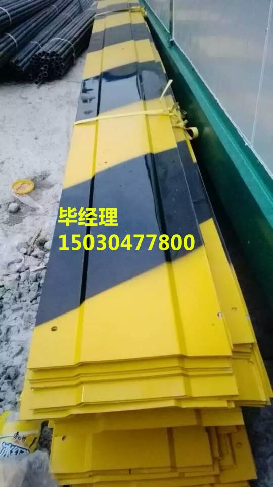 金硕压瓦机生产建材警示牌机器