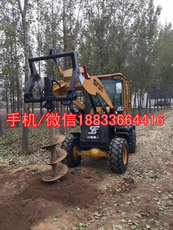 水泥电线杆打眼机 批发挖坑机钻坑机 水泥电线杆坑钻机 批发挖坑机