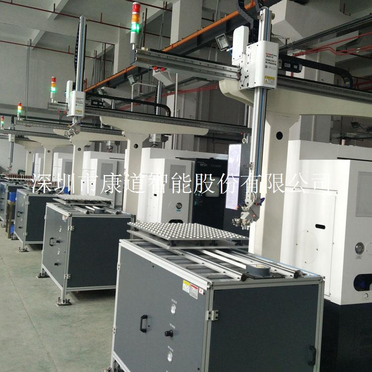 国产品牌桁架机器人,机加工自动化